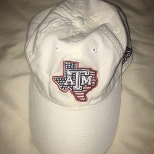 Texas A&M adidas hat
